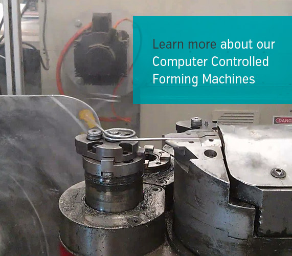 Computer Controlled Forming Machine